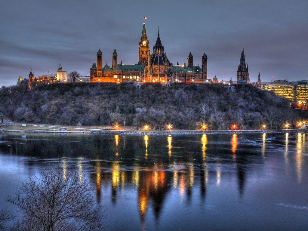 Ottawa night