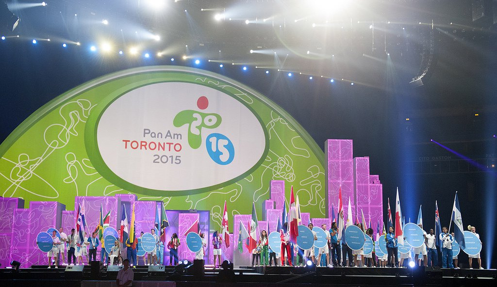 Toronto PanAm Games 2015