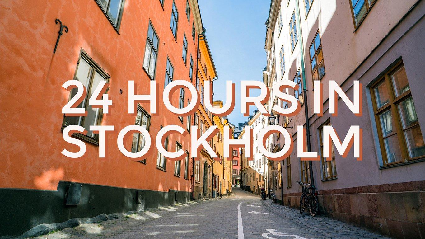 Stockholm 24 hrs 1