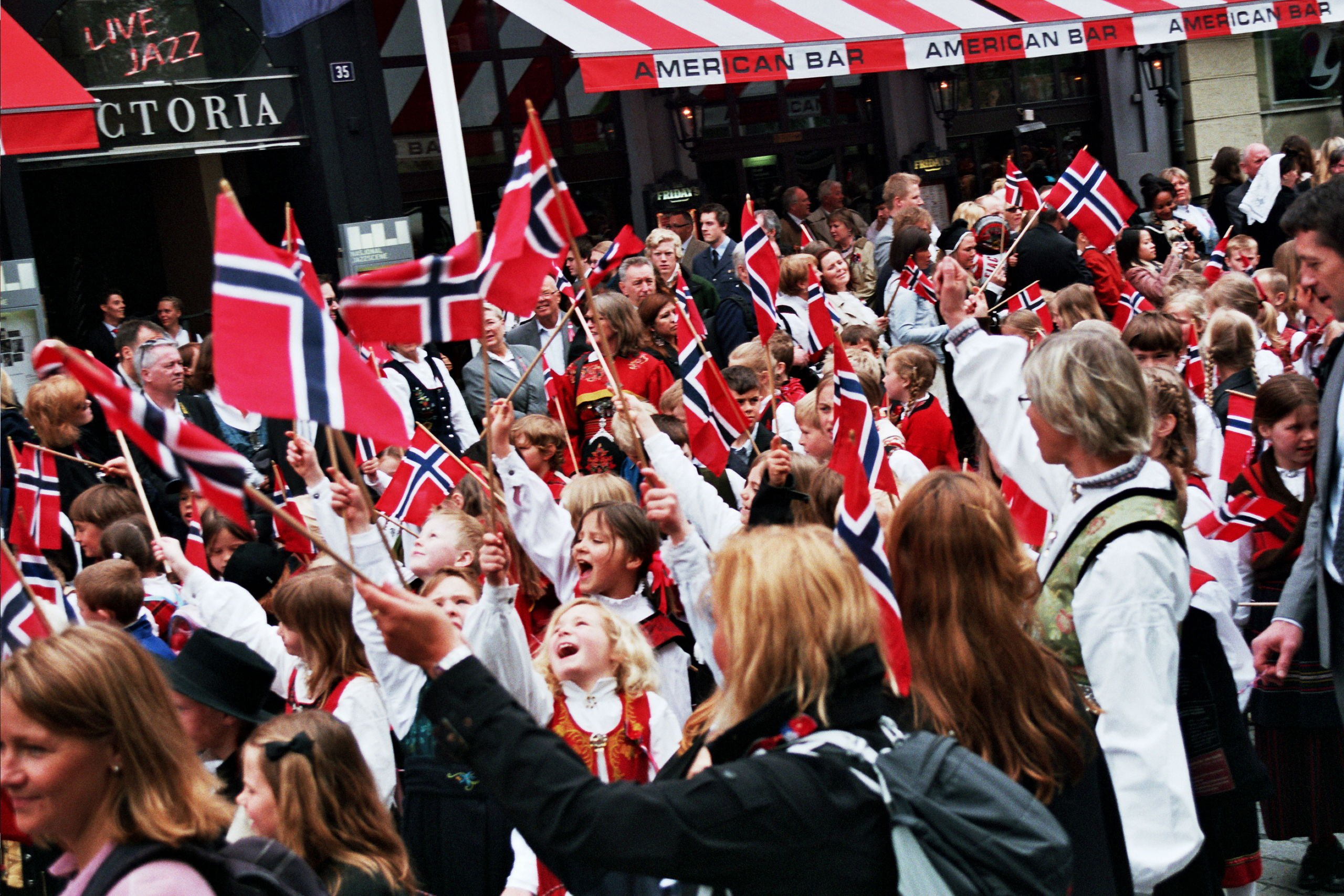 Norway Constitution Day (May 17)