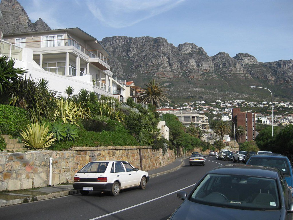 Cape Town South Africa streets