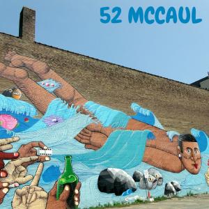 Toronto Graffiti McCaul