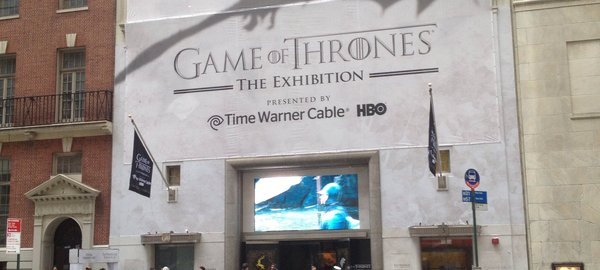 Toronto Game of Thrones Exhibition