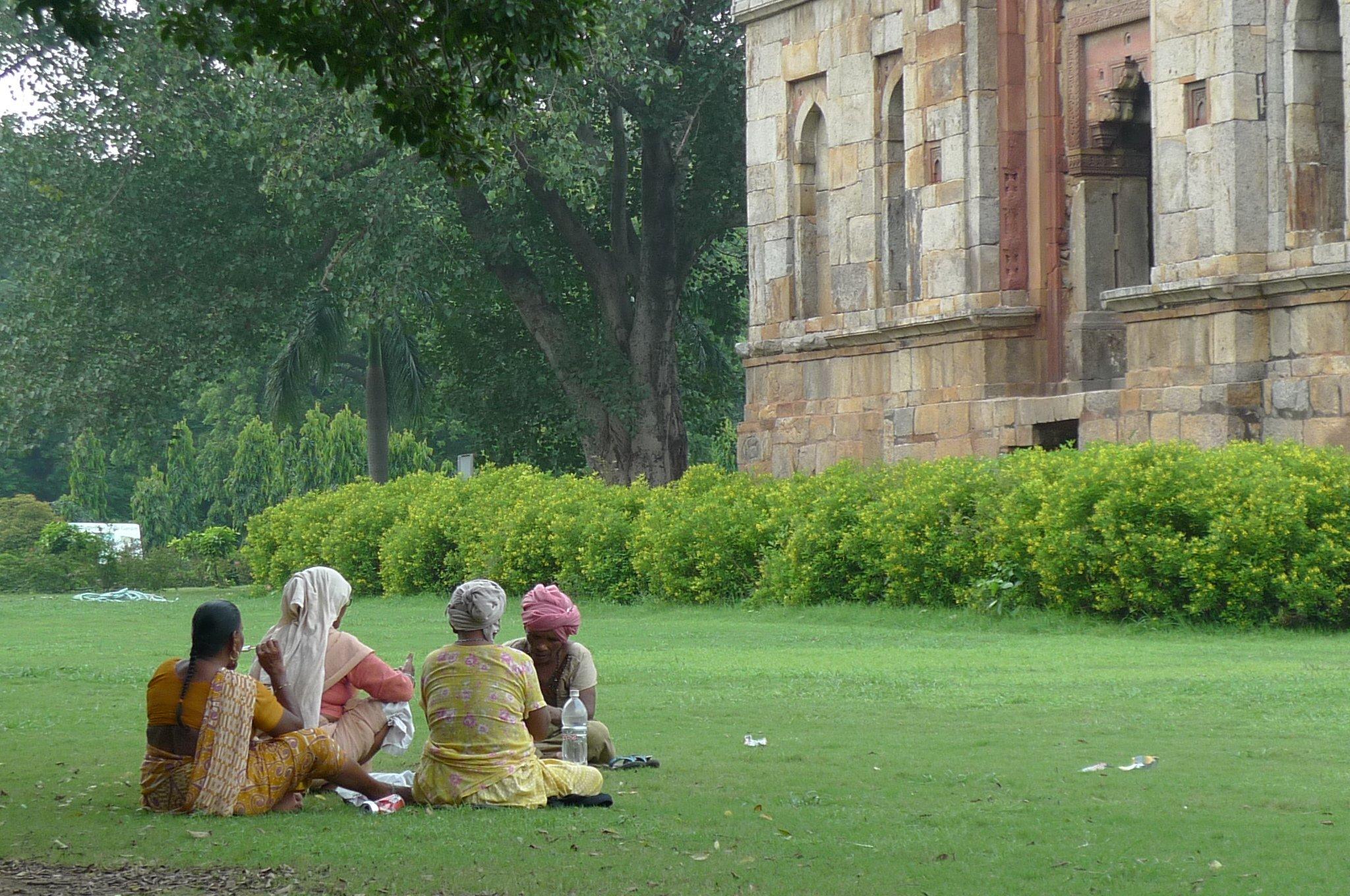 Delhi gardens