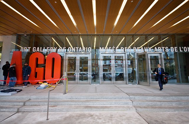 Toronto Art Gallery of Ontario art AGO