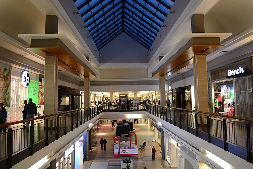 Fairview Mall shopping Toronto
