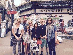 Montmartre Paris Lokafy Tour