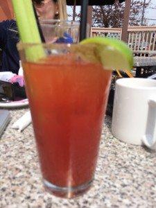 Toronto Caesar drink