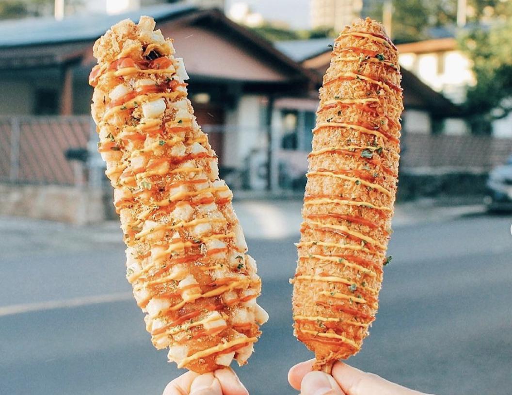 Korean Hot Dog