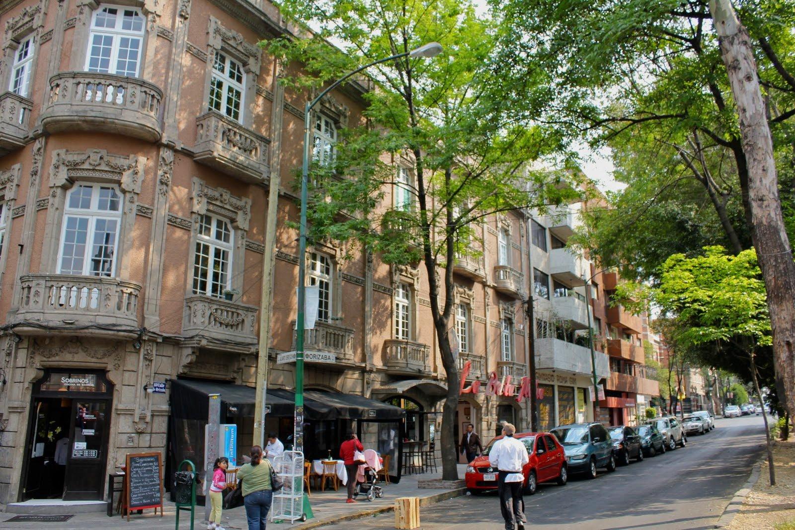 La Roma Mexico City
