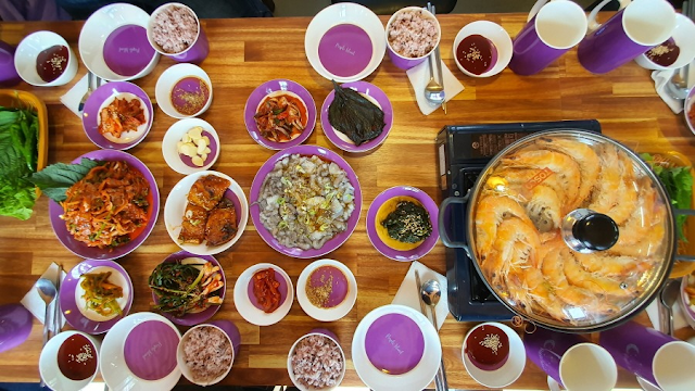 Purple Island Food
