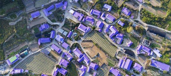 Purple Islands Aerial 2