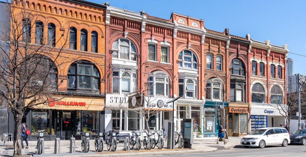 Queens West Toronto