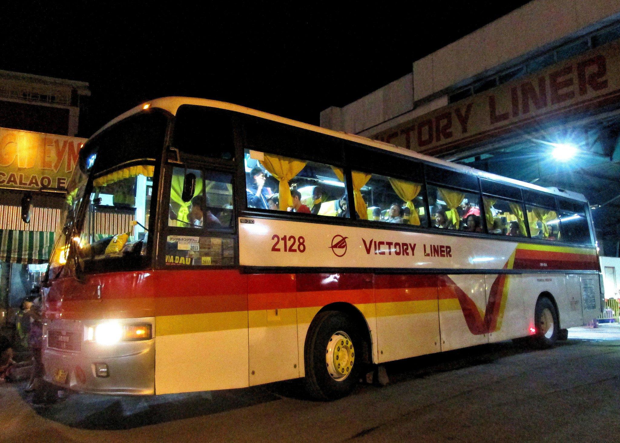 Santiago bus