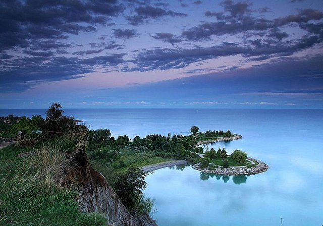 Toronto Scarborough Bluffs