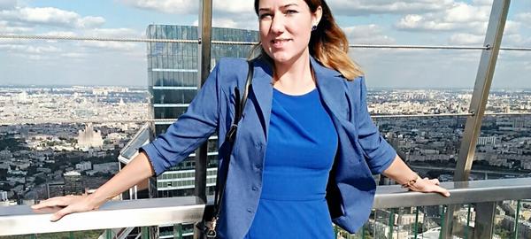 Moscow Profile: Anastasia