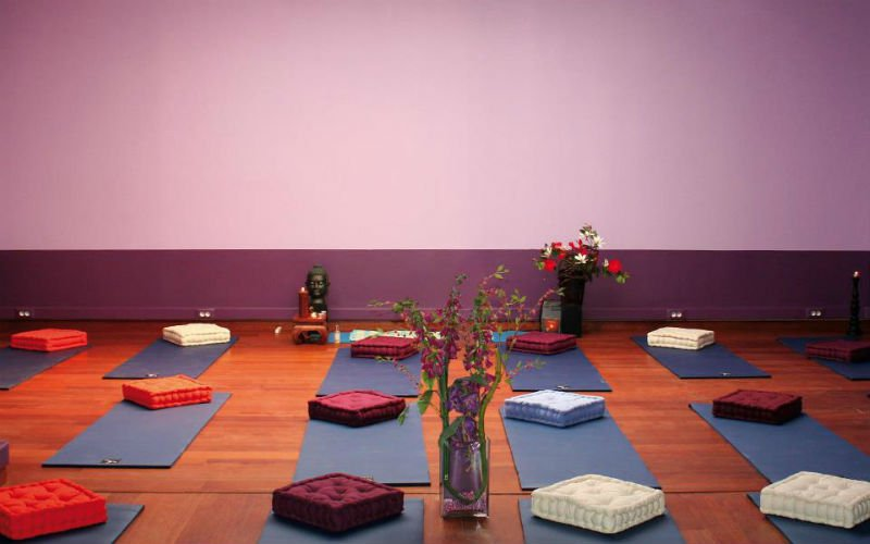 Yogatime Paris studio