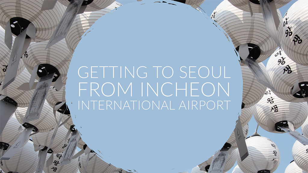 Seoul Incheon airport