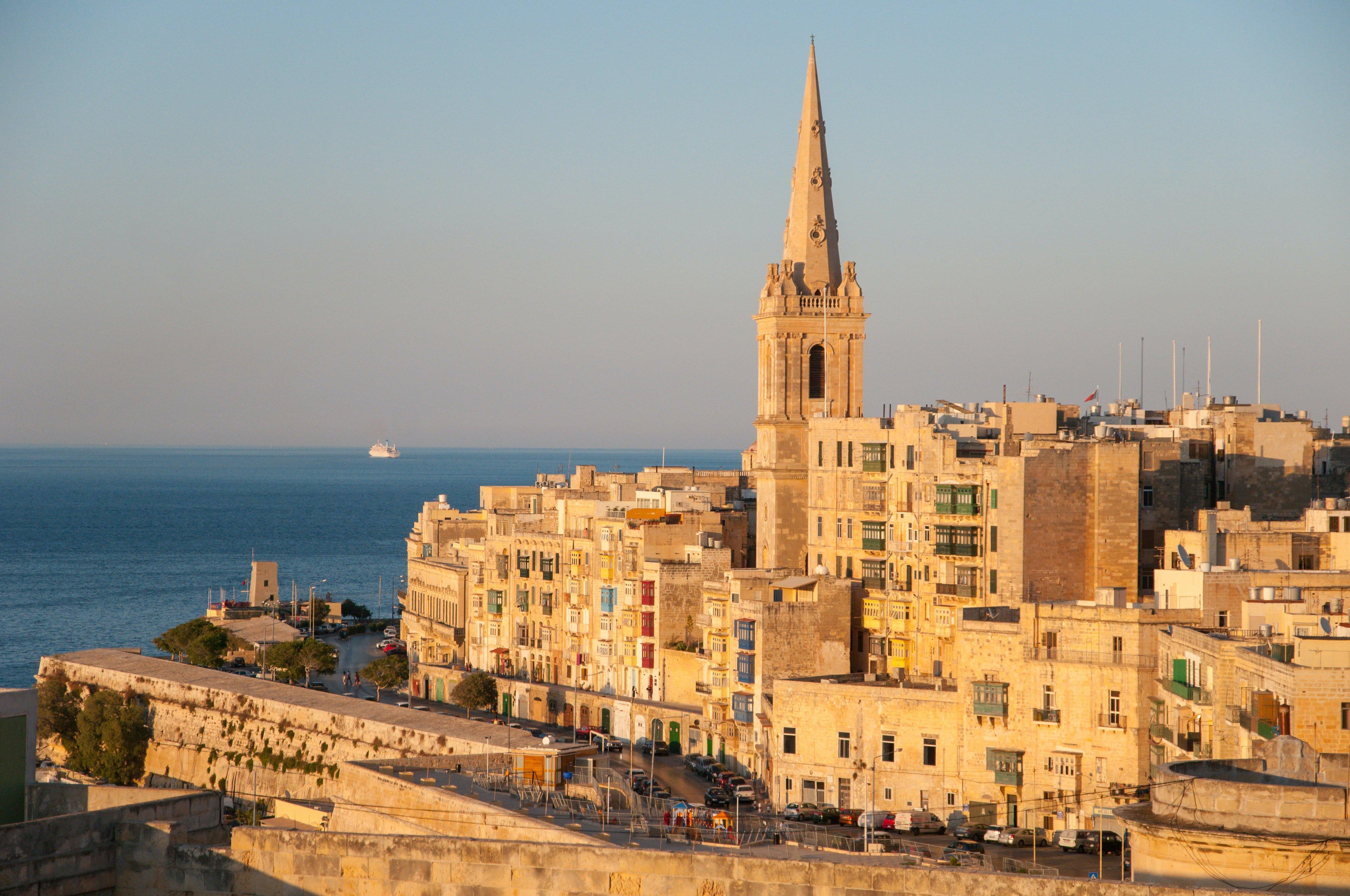 Valletta Views 2