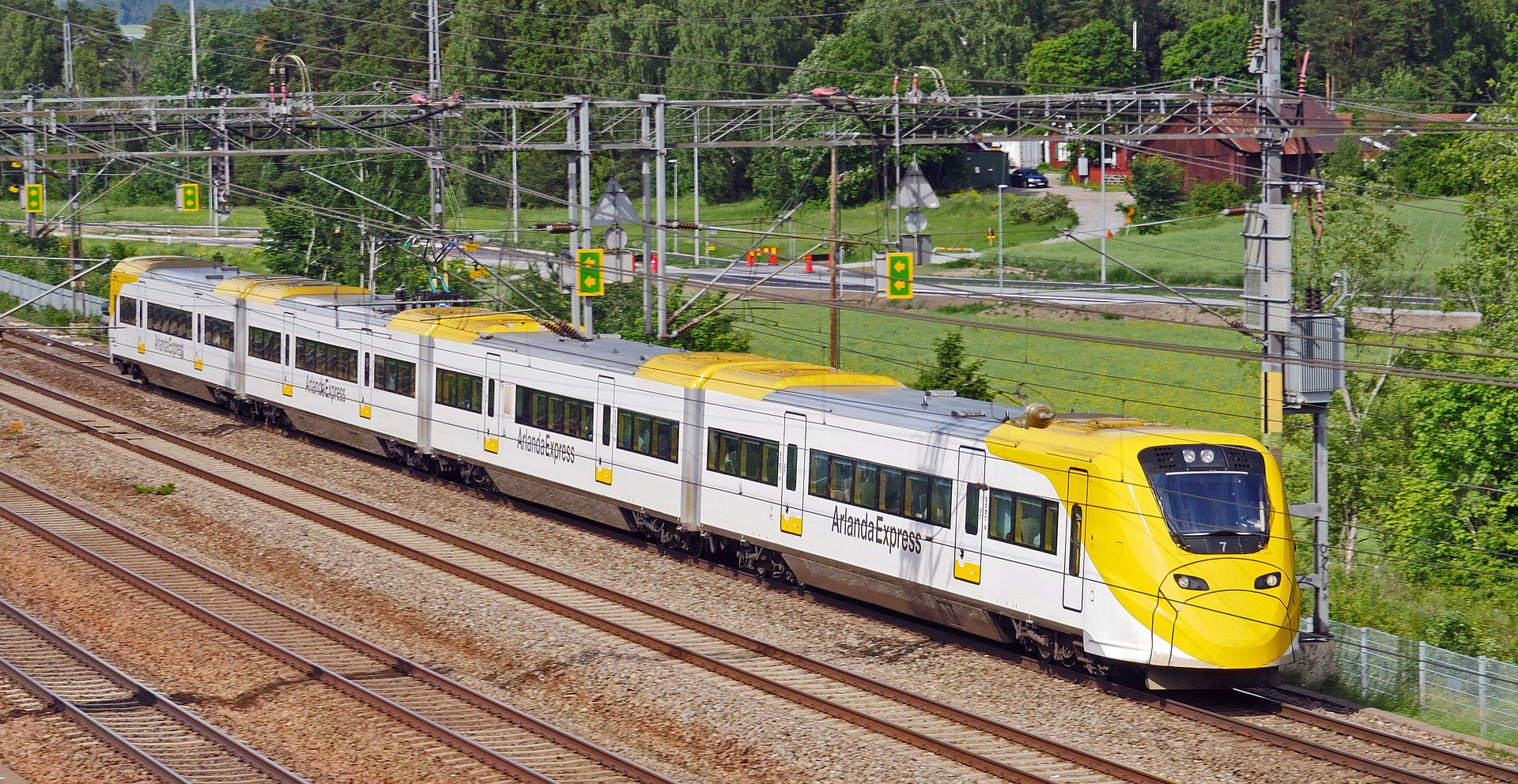 Stockholm train express