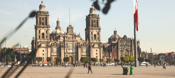 Mexico City Castle