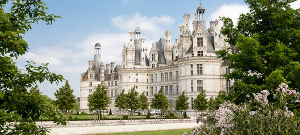 Chateaux Paris France