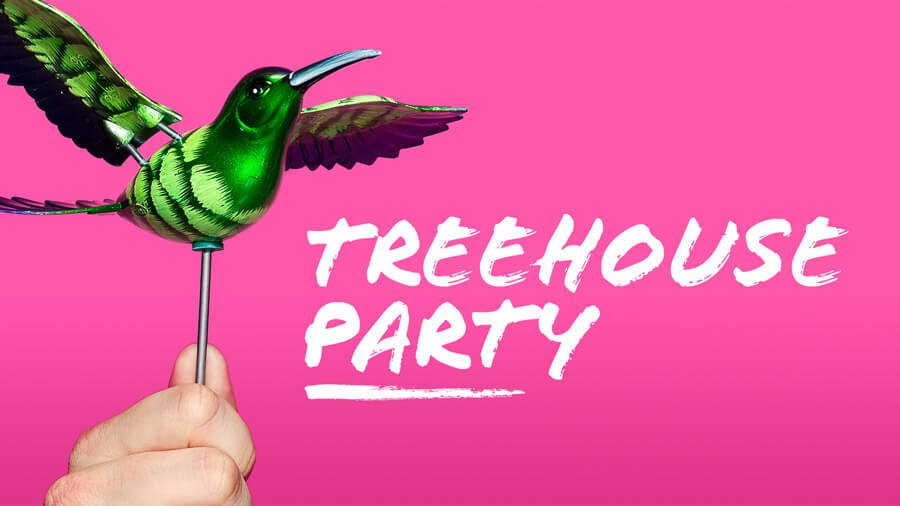 Toronto Treehouse Party