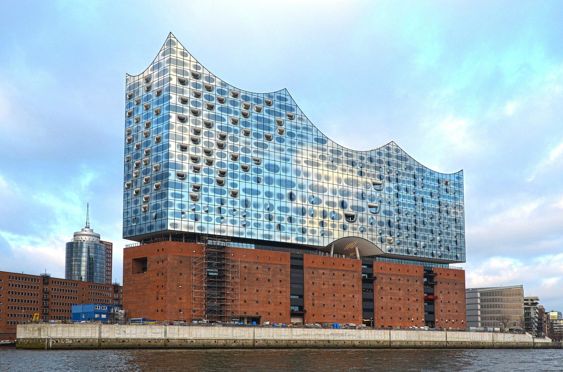 Elbphilharmonie Hamburg architecture