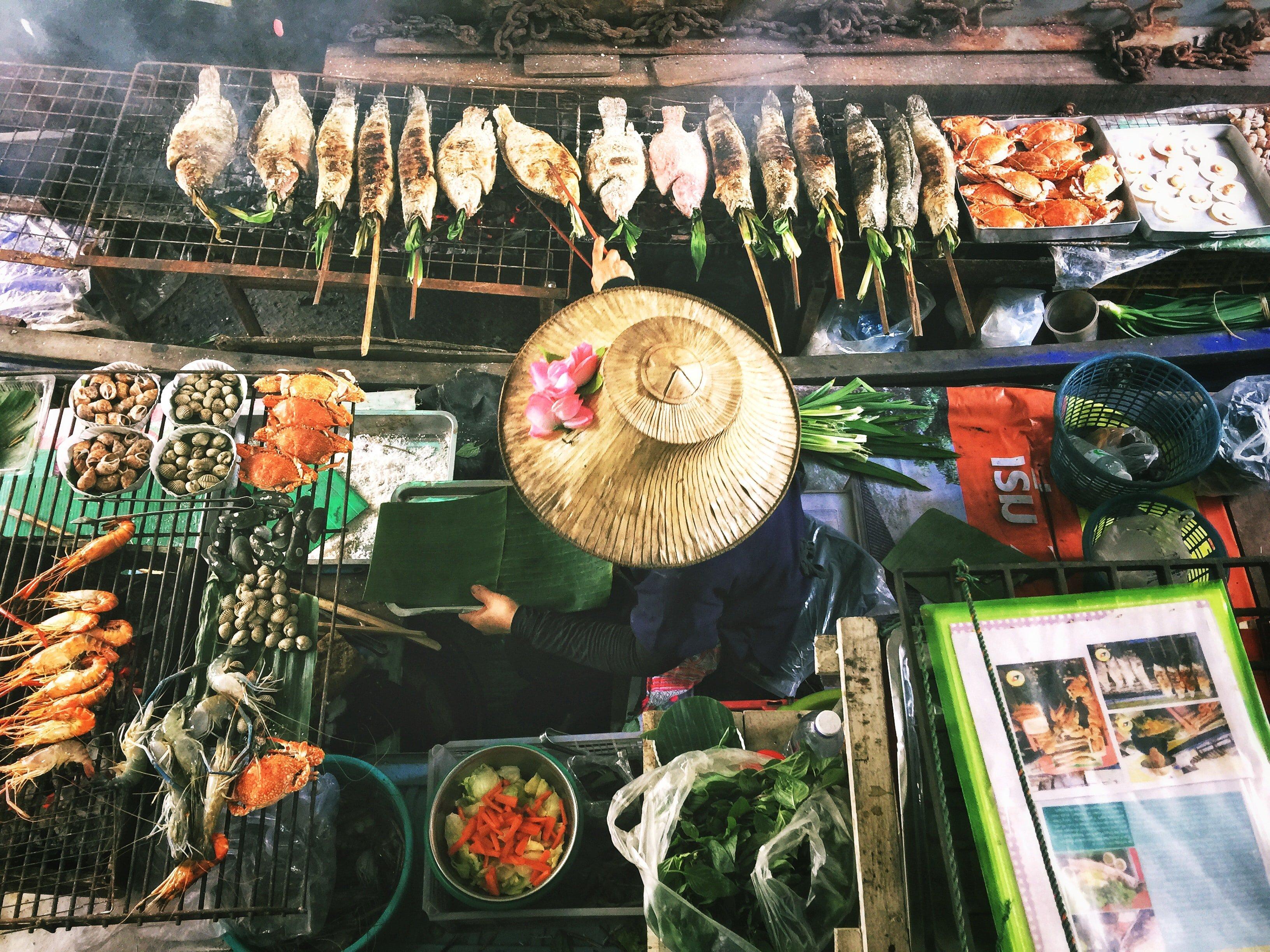 Image of Bangkok Floating Market