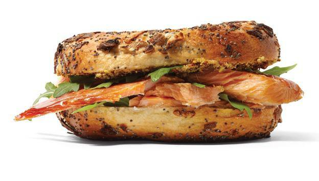Toronto Montreal bagel