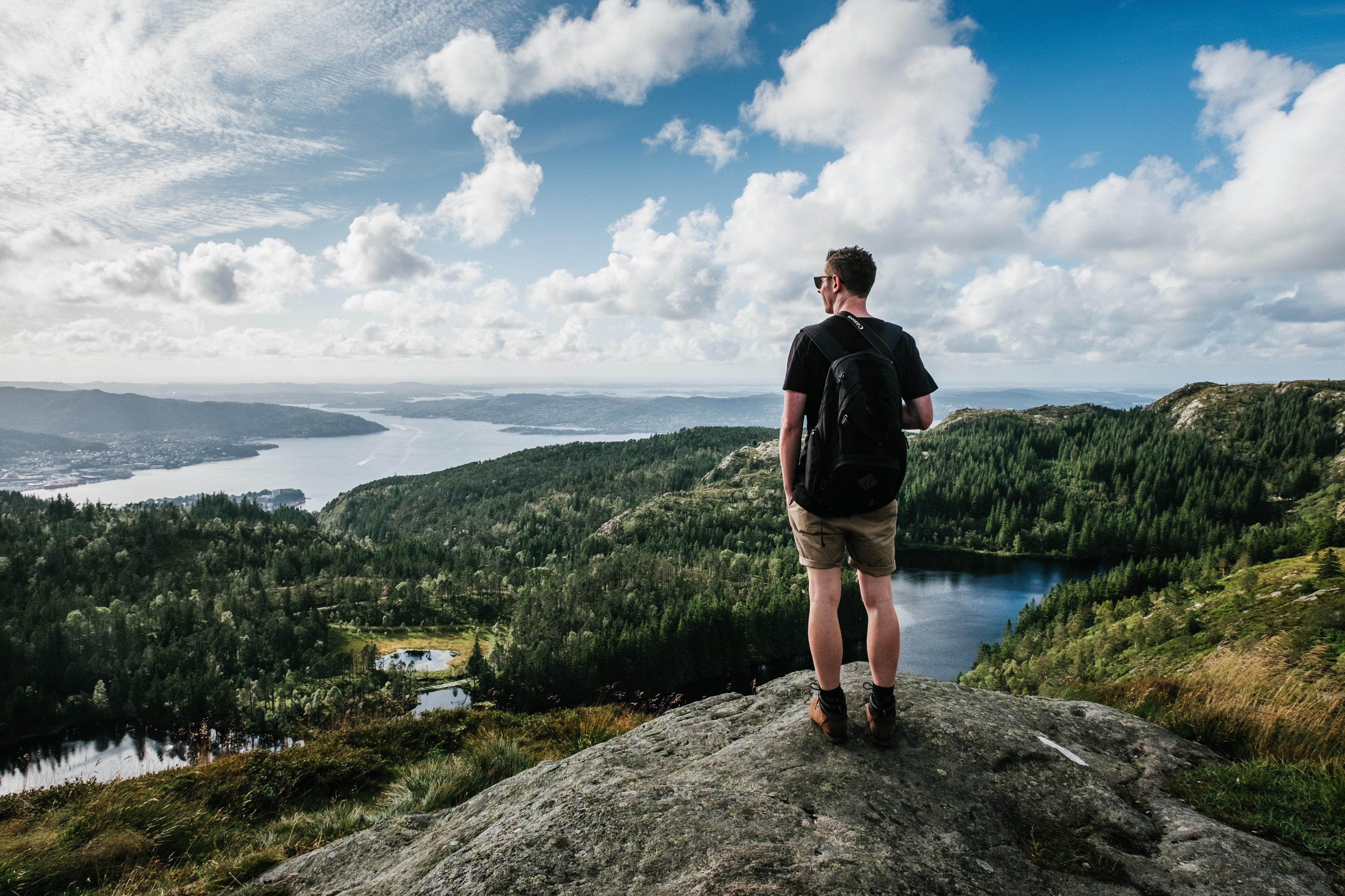 Hiking in Bergen